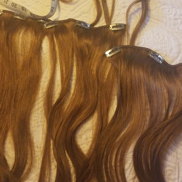 Euronext Other Hair Extensions 14 Inch Clip In Poshmark